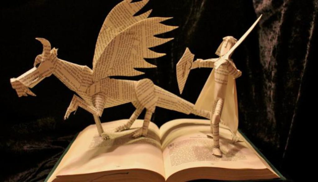 knight_and_dragon_book_sculpture_by_wetcanvas-d5bhndm-A700x400